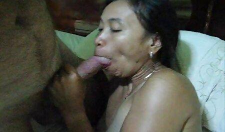 Bijela supruga pokušava neki erotik sexfilm BBC anal