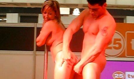 Christy Stevens prljave riječi bizarre sex films dok radi ručno
