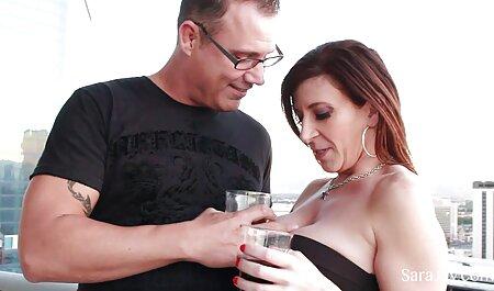Masino Denise - brutal pornofilm Fantazija s vrućim čarapama - ženska bodybuilderica