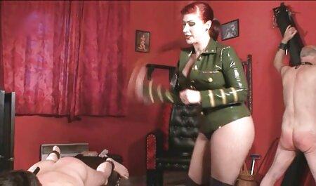 Ured nestašna milf Sara Jay free sex film porno jebe se na svom stolu!